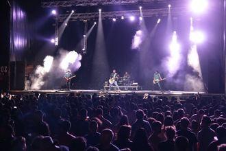Espectacular y sorprendente inicio del Festival más Gigante en Guadalajara