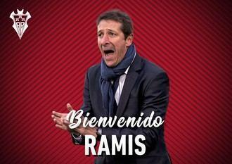 Luis Miguel Ramis, nuevo entrenador del Alba