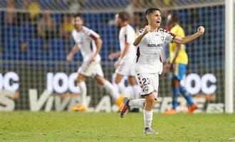 El Alba puntúa en Gran Canaria a base de fútbol y fe