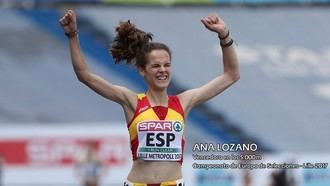 La alcarreña Ana Lozano, bronce en los 5.000 metros en los Juegos Mediterráneos