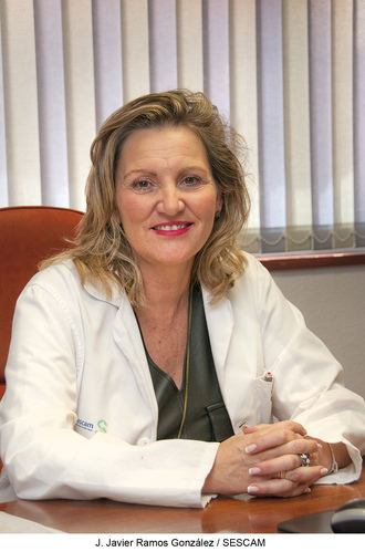 La directora de Enfermería del Hospital de Guadalajara, Ángeles Martín Octavio, nueva vocal de Castilla-La Mancha para la ANDE