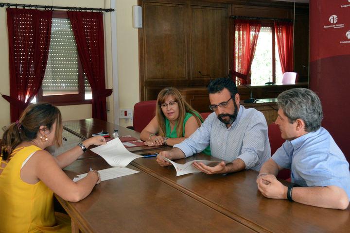 El Ayuntamiento de Azuqueca y Guada Acoge mantienen la colaboración para prestar el servicio de información sociojurídica y mediación laboral
