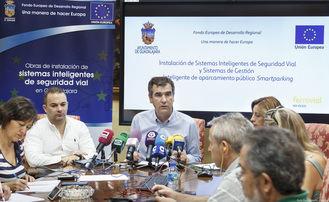 Arrancan dos de los proyectos que mejorarán la seguridad vial y la movilidad de Guadalajara