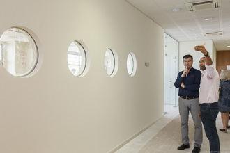 La Biblioteca Municipal se abrirá en octubre en el CMI de Guadalajara