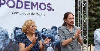 Carmena, denunciada ante la Fiscalía Anticorrupción