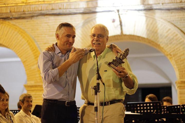 Camilo José Cela Conde, premio Princesa de Eboli 2018