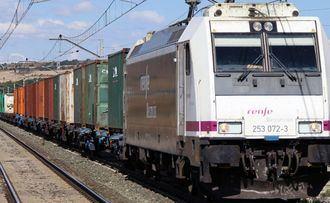 Chocan dos trenes de mercancías en Toledo interrumpiendo el tráfico ferroviario
