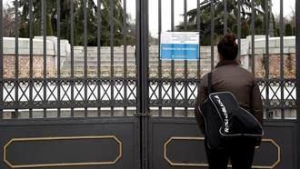 Cierran el Retiro y otros parques de Madrid por fuertes rachas de viento