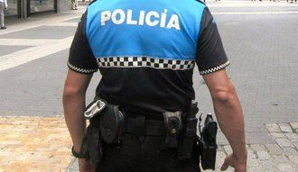 Detenido en Ciudad Real por amenazar y golpear en plena calle Lanza con una barra de hierro