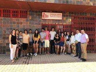 Concluye en Guadalajara la formación teórica del curso BIM en proyectos de edificación para jóvenes