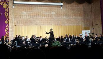 Fin de semana de conciertos por la provincia de la Banda de la Diputación de Guadalajara