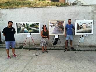 Málaga del Fresno celebró su X Concurso Nacional de Pintura Rápida al Aire Libre