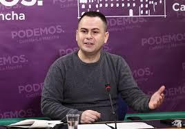 El PSOE ningunea al diputado regional de Podemos por Guadalajara, David Llorente