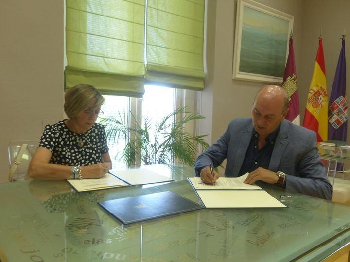 La Diputación colabora con la adecuación de la iglesia de Santiago de Sigüenza en Centro de Interpretación del Románico Rural