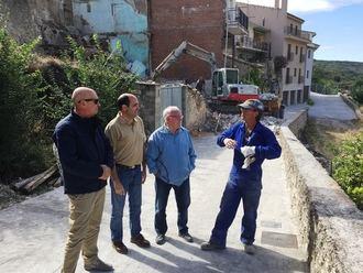 La Junta de Gobierno de la Diputación de Guadalajara aprueba proyectos de obra en pueblos de la provincia por más de 600.000 euros