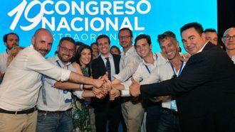 El 'efecto Casado' da impulso al bipartidismo al reforzar a PSOE y PP mientras Podemos se queda estancado