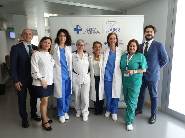 Clínica La Antigua amplía sus servicios médicos con una nueva unidad de reproducción asistida