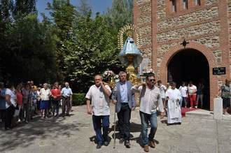 San Agustín hermana un año más a Yunquera de Henares y Torre del Burgo en su festividad