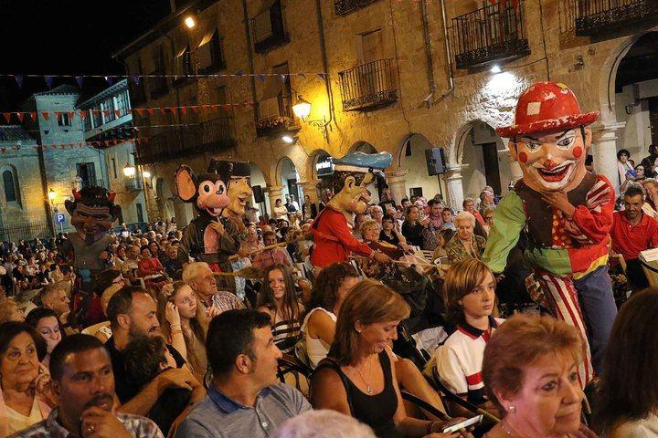 Emilio de las Heras y José Angel Merino pregonan las fiestas de Sigüenza