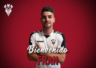 Fran García, nuevo jugador del Alba