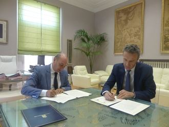 La Diputación y la UNED reafirman su colaboración renovando el convenio para actividades de extensión universitaria