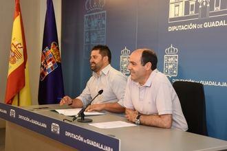 Diputación aprueba proyectos de obras y fomento de la actividad económica y el turismo por 685.000 euros
