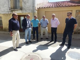 La Diputación ayuda a Torremocha del Campo a renovar sus redes de agua para evitar las continuas averías