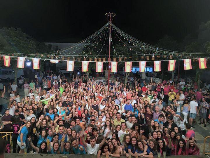 Cientos de personas disfrutarán de las fiestas de San Cristóbal durante este fin de semana en Yebra