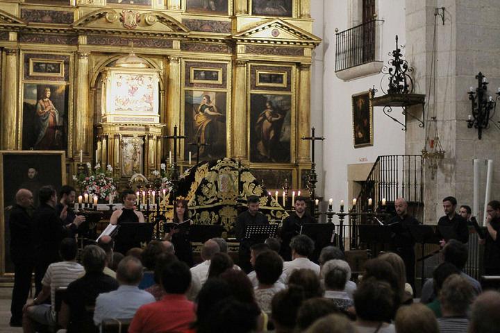 Un curso de la UAH sobre música renacentistaculminará en el primer concierto del Festival Ducal 2018