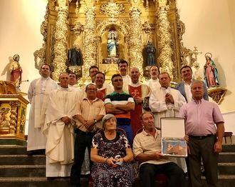 Mazuecos inaugura las obras de restauración de su iglesia realizadas con ayuda de la Diputación