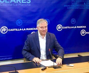 """Cañizares: """"El experimento que Page ha realizado con Podemos ha supuesto que Castilla-La Mancha esté a la cola en el crecimiento y la creación de empleo"""""""