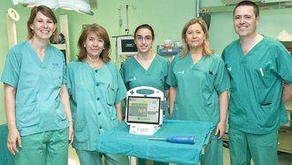 Un centenar de mujeres se benefician cada año en Guadalajara del estudio de ganglio centinela
