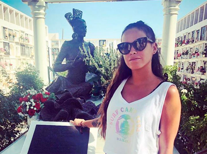 SEMANA Gloria Camila arremete contra su hermana Rocío