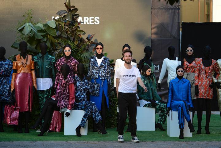 Juan Carlos Pajares presenta su nueva colección SS19 en el marco de la MBFWMadrid