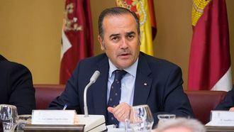 Carta de despedida de José Julián Gregorio como delegado del Gobierno en Castilla-La Mancha
