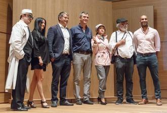 Presentado el I Certamen de Novela Negra de Guadalajara
