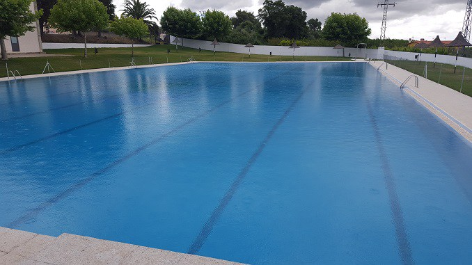 Ahogada una mujer de 80 años en la piscina de su chalé en Viso del Marqués