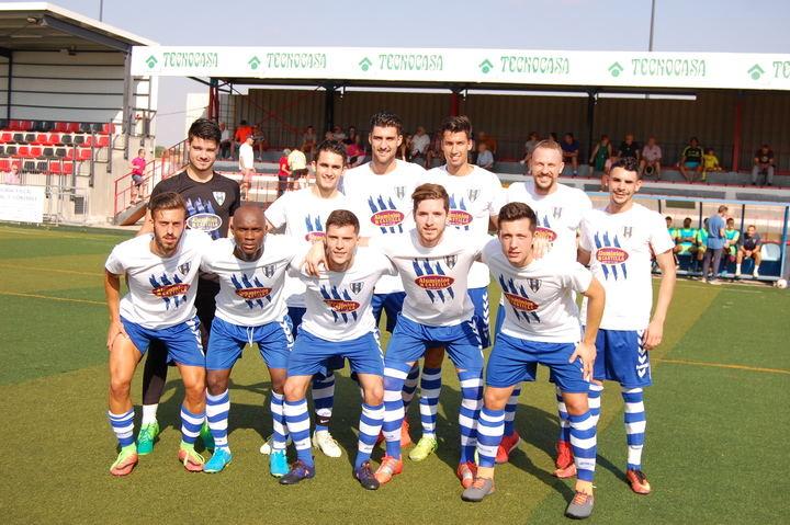Tablas, 0-0, entre Azuqueca y Hogar Alcarreño
