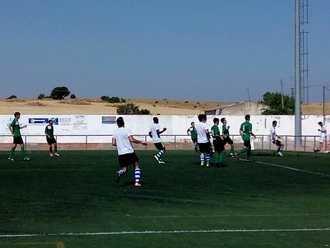 Hogar Alcarreño vs Cabanillas este domingo día 2 a las 18,30 horas en el Pedro Escartín