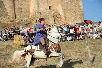 Sigüenza propone un fin de semana legendario con sus Jornadas Medievales