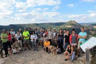 Los alumnos valoran la buena organización del III Curso UNED sobre el Geoparque de Molina