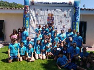 El XXX Interpueblos de Natación que organiza la Diputación de Guadalajara entra en su recta final