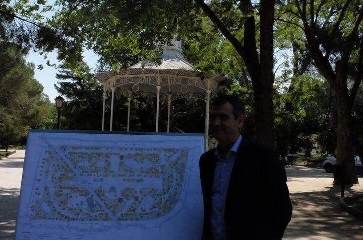 El Ayuntamiento de Guadalajara abordará en breve el proyecto de remodelación y mejora del parque de La Concordia