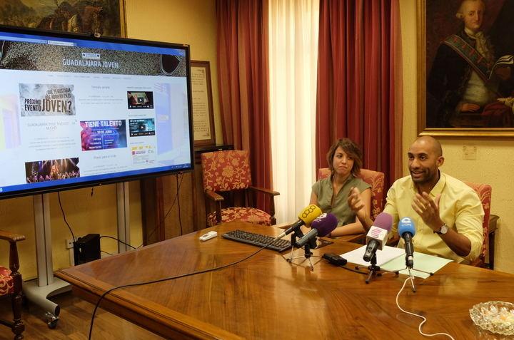 'Centrojovenguada.com', nueva web de la concejalía de Juventud de Guadalajara