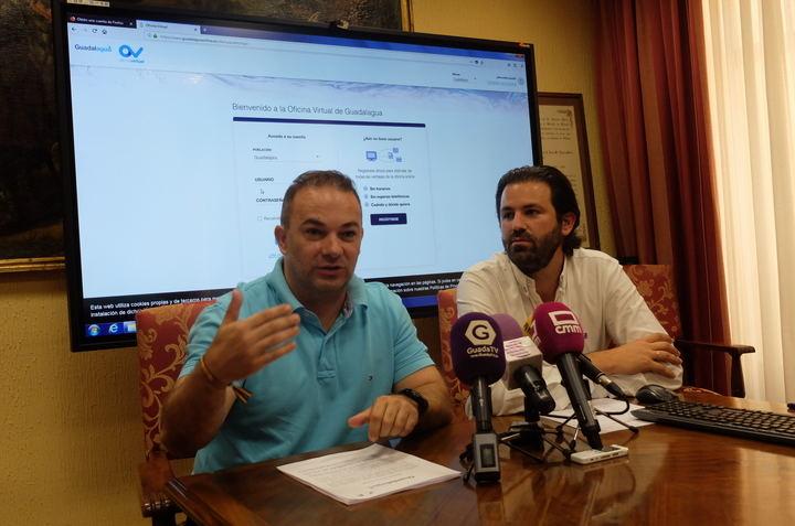 Guadalagua presenta su oficina virtual y su nueva APP