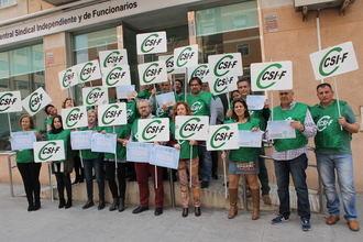 Una encuesta de CSIF revela que la Junta inclumple la normativa de Riesgos Laborales, con amenazas e insultos de por medio