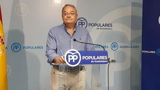 """De las Heras advierte que el Gobierno de Sánchez """"traerá más impuestos, más déficit público y menos empleo"""""""