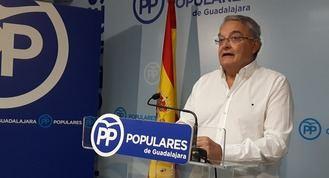 """De las Heras: """"Hipocresía, traición y mentiras definen la política de Page y del PSOE en relación al trasvase Tajo-Segura"""""""