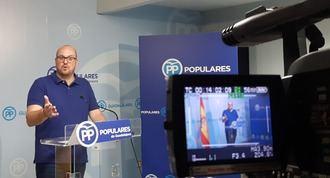 Castillo reclama al gobierno de Sánchez un plan de acción claro contra el desafío independentista