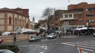 El 4, 11 y 18 de septiembre, el mercadillo se traslada a la calle La Tajera por las Ferias
